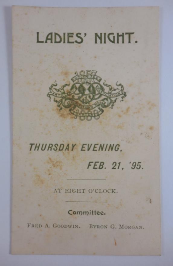 Ladies' Evening (1895)