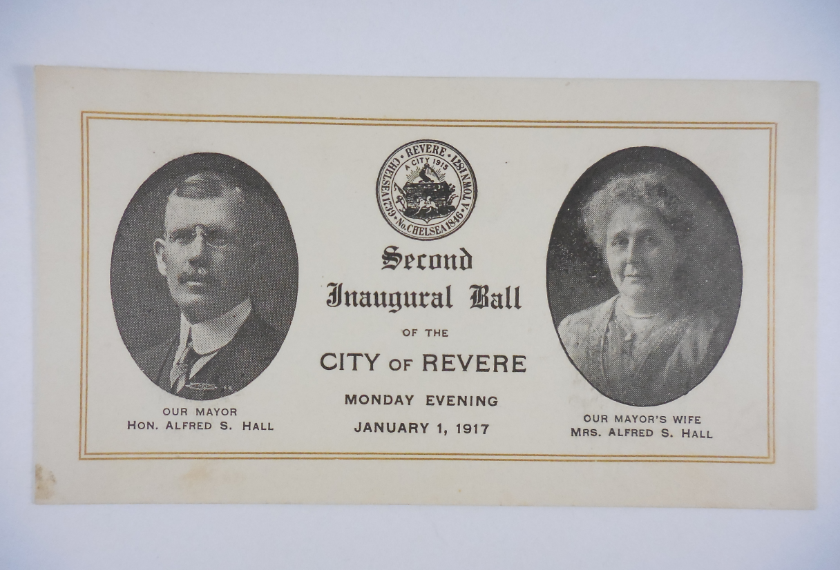Second Inaugural Ball (1917)