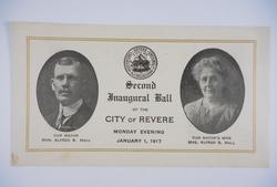 Second Inaugural Ball (1917)