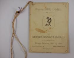Garrett City Lodge (1886)