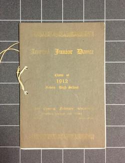 Annual Junior Dance (1912)