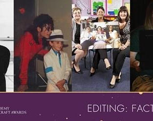 03/07/20 BAFTA Factual Editing Nominees