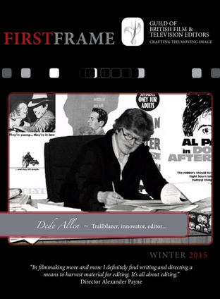 FIRST FRAME Winter 2015