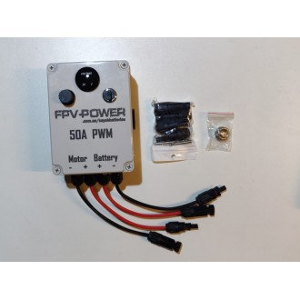 FPV-POWER 50A PWM V2