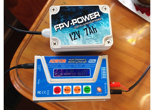 FPV-POWER Pro Charger FPV-POWER PRO CHARGER