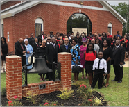 St. James A.M.E. Zion Church, Red Springs, NC Takes Pause to Remember