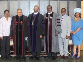 Little Rock A.M.E. Zion Celebrates 135th Church Anniversary