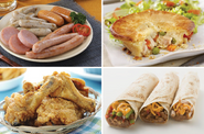 Common Foods That Are High in Sodium