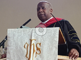 Rev. Dr. Vernon A. Shannon has Left Footprints on the Sands of Time