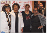 Lady Jean Leake Brings Healthy Living to Martin Temple
