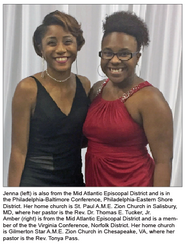 Zion Represented at National Honors Conference