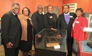 Lomax A.M.E. Zion Church Donates Historical Documents