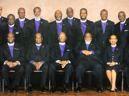 Notice of the Relieving of Episcopal Duties of Bishop Staccato Powell