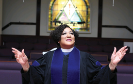 40 Years in Christian Ministry for  Presiding Elder Rev. Florence S. Brown