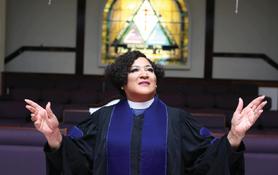 40 Years in Christian Ministry for  Presiding Elder Rev. Florence S. Brown
