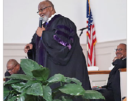 Bishop Starnes Celebrates with Greater Warner Tabernacle On Its 175th Church Anniversary