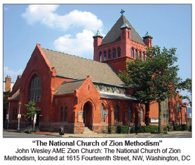 On Becoming A Historic Site: John Wesley A.M.E. Zion