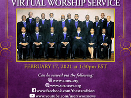 The Board of Bishops Winter Meeting 2021 Goes Virtual