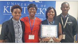 Torch Bearer Award Recipient from University of Kentucky