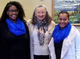 Eleanor Roosevelt's Granddaughter Visits Livingstone