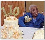Zionite Celebrates 110th Birthday