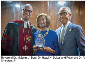 Mother A.M.E. Zion Celebrates 223rd Anniversary
