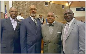 One In The Spirit: A Black Methodist Revival Held in Detroit