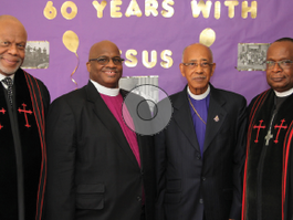 Sons of First A.M.E. Zion Return to Celebrate 60th Church Anniversary