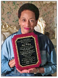 Judith F. Story Presented with Humanitarian Achievement Award