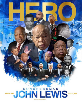 STATEMENT ON THE PASSING OF U.S. CONGRESSMAN JOHN LEWIS
