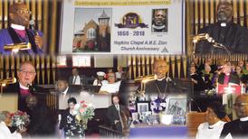 Hopkins Chapel Celebrates 150th Year