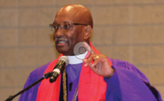 Battle Ecumenical Speaker at CME General Conference