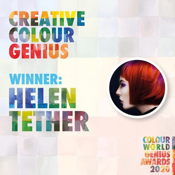 COLOUR WORLD CREATVE COLOUR GENIUS WINNER 2020