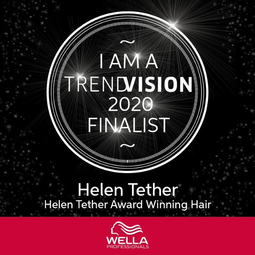 Wella Trendvision Finalist 2020