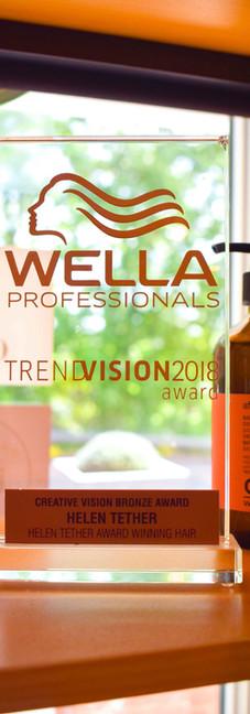 Helens Trendvision 2018 Trophy