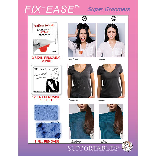 Fix-Ease - Super Groomers