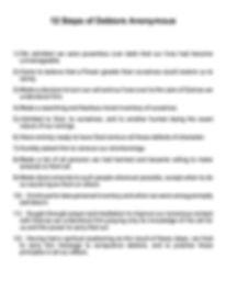 2019_08_19 - Sunday BDA Phone readings_P