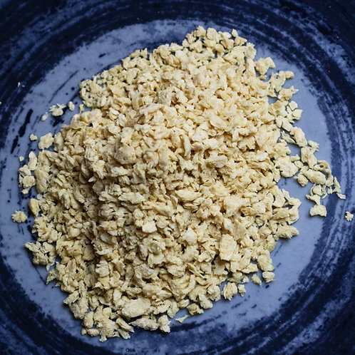 Emince de proteines de soja bio