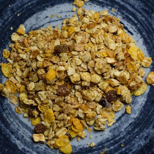 Granola fruits bio