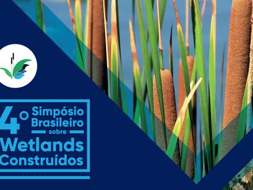 O 4° Simpósio Brasileiro sobre Wetlands Construídos será na UFMG