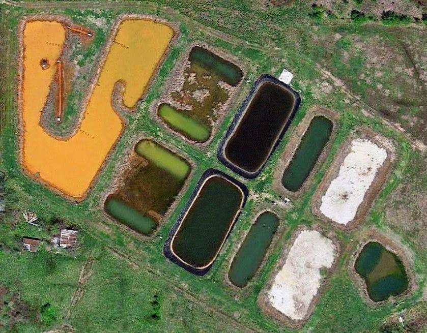 Drenagem ácida de mina, tratamento águas de mineração, DAM, tratamento boca de mina, ETE mineração
