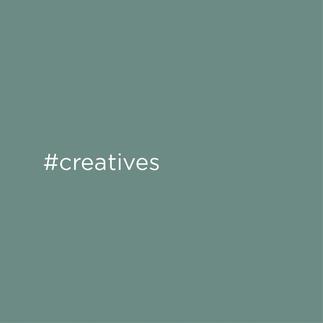#creatives