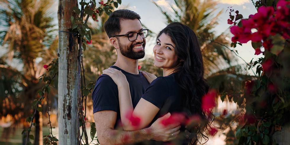 Transmissão: Casamento Deo e Daphne