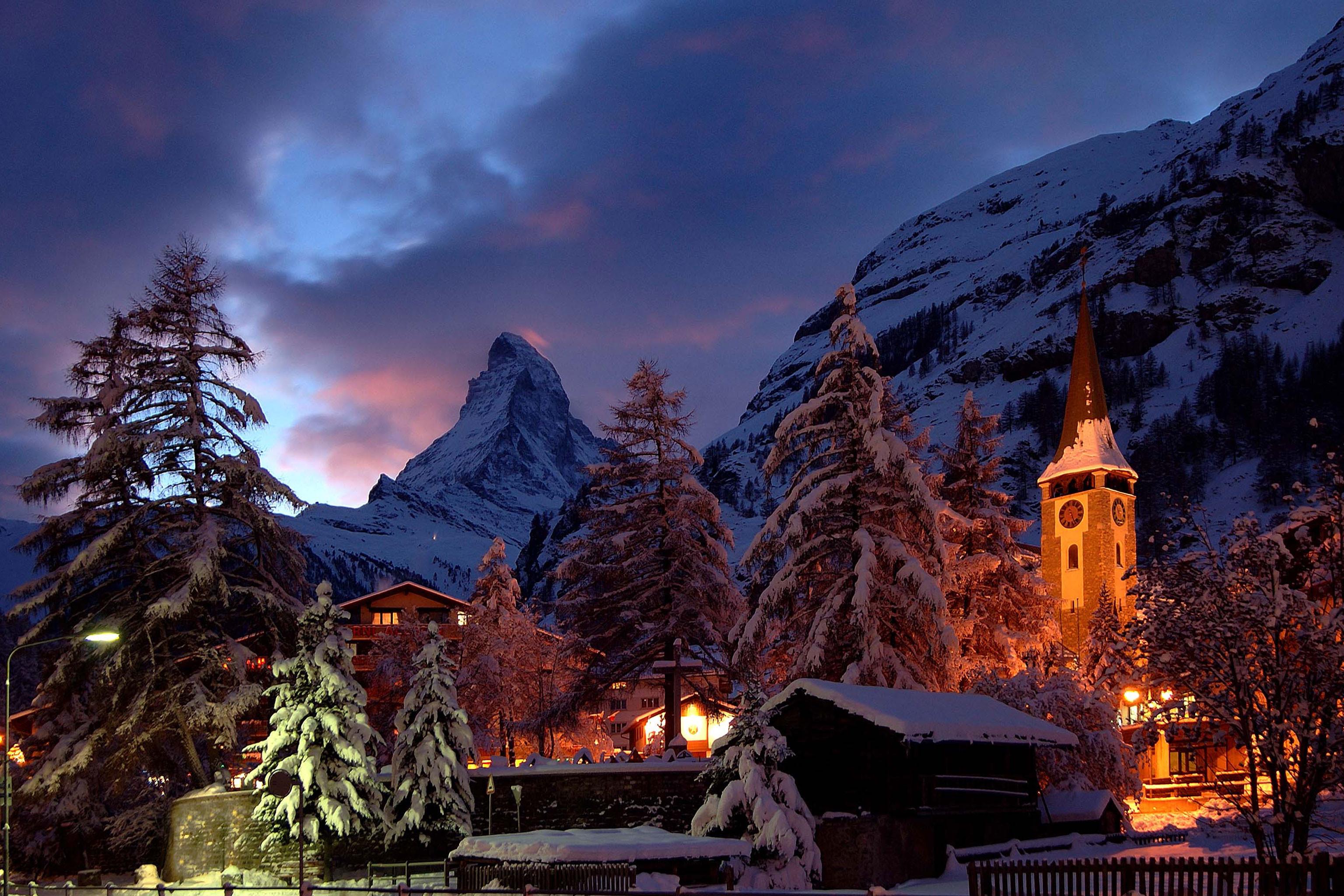 Glühweinwanderung - Zermatt