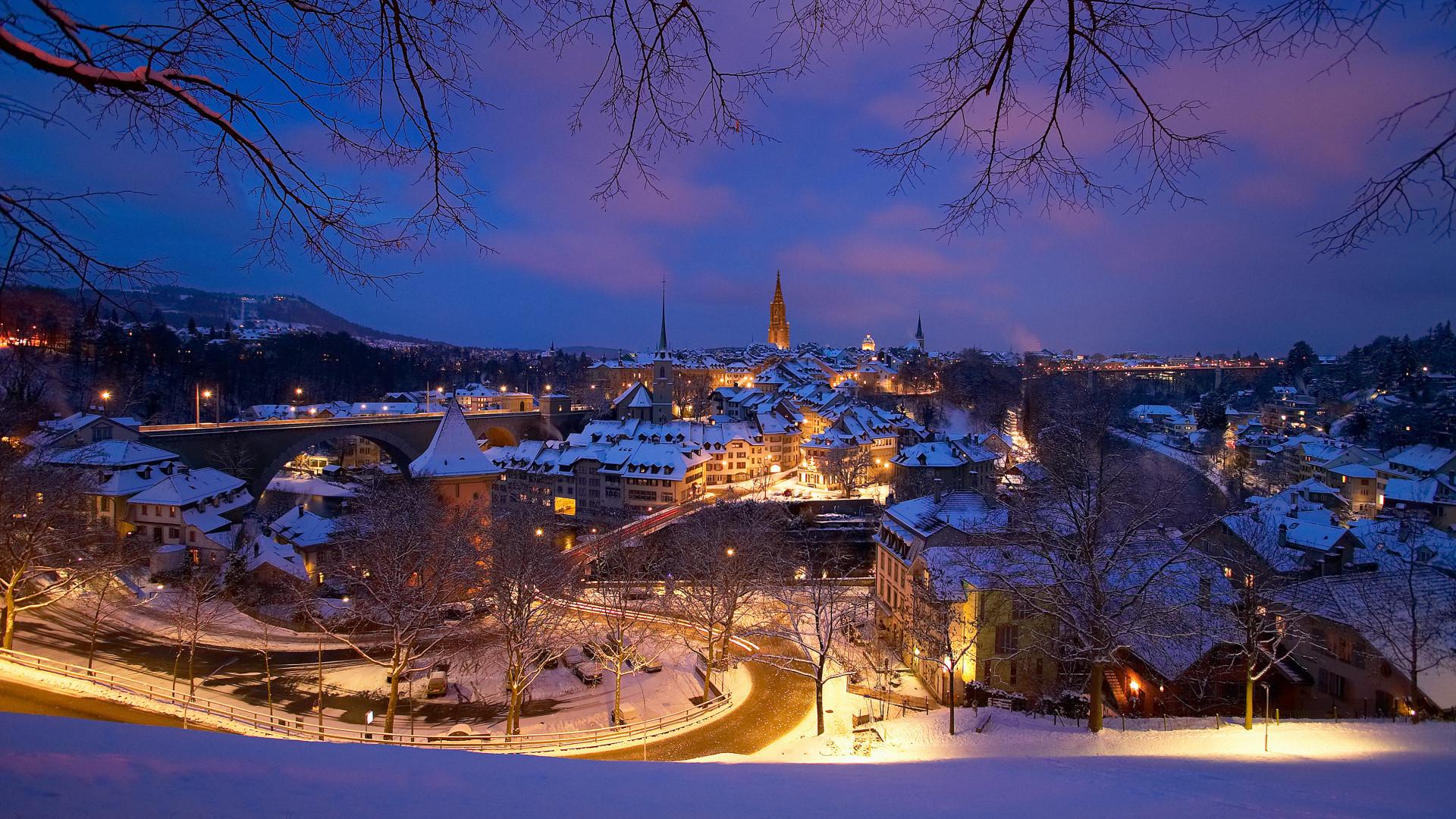 Glühweinwanderung - Bern