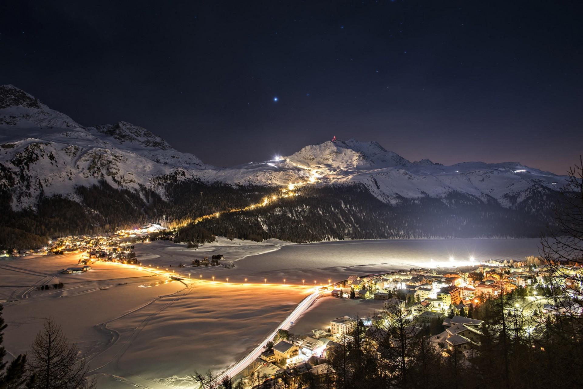 Glühweinwanderung - Celerina/St. Moritz