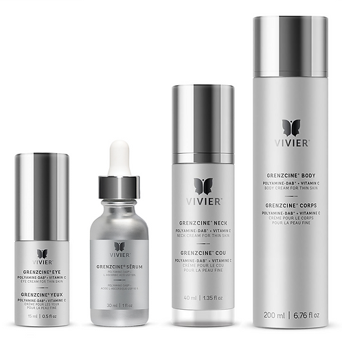 VIVIER GRENZCINE FULL RANGE BUNDLE - FACE, EYE, NECK & BODY