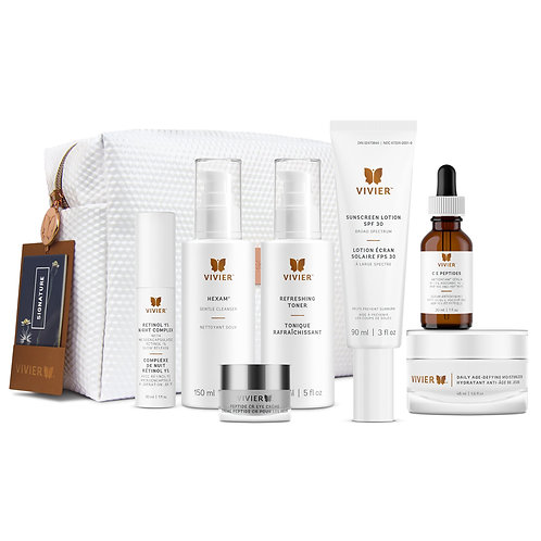 Vivier Signature Skin Care Kit