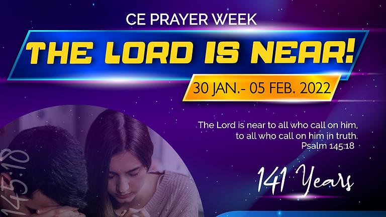 Prayer Week 2022