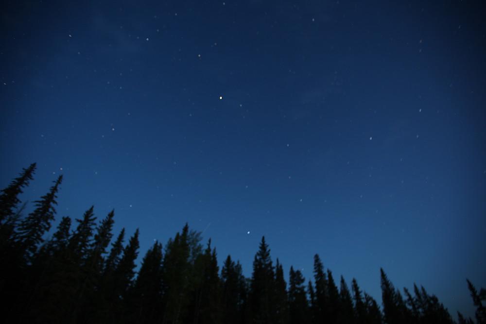 Starry night - Nechako Valley (Kate Roberge photo)